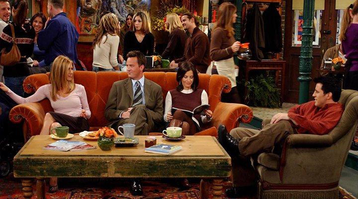 Sofá de Friends