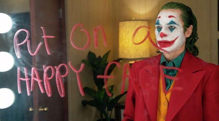 Joker desalojo cine