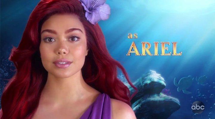 'La Sirenita' En Vivo
