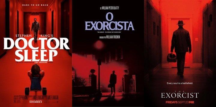 'Doctor Sueño' y 'El Exorcista'