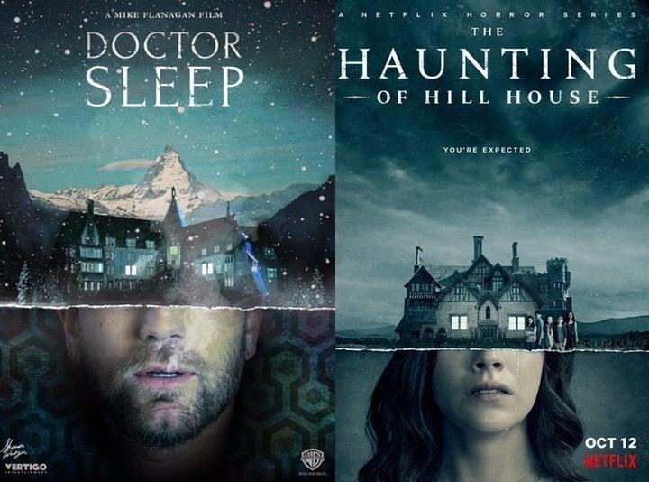 'Doctor Sueño' y 'La maldición de Hill House'