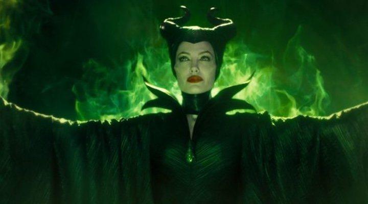 Angelina Jolie ('Maléfica: Maestra del Mal'):