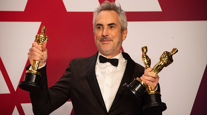 Alfonso Cuarón Apple TV+
