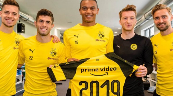 'Inside Borussia Dortmund