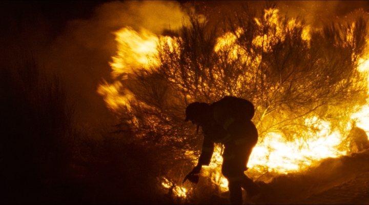'Lo que arde'