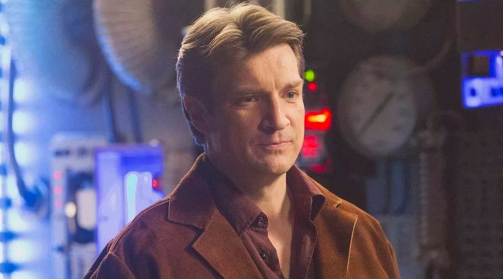 Nathan Fillion 'The Suicide Squad'
