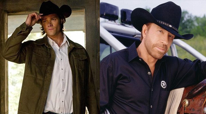 remake Walker, Texas Ranger
