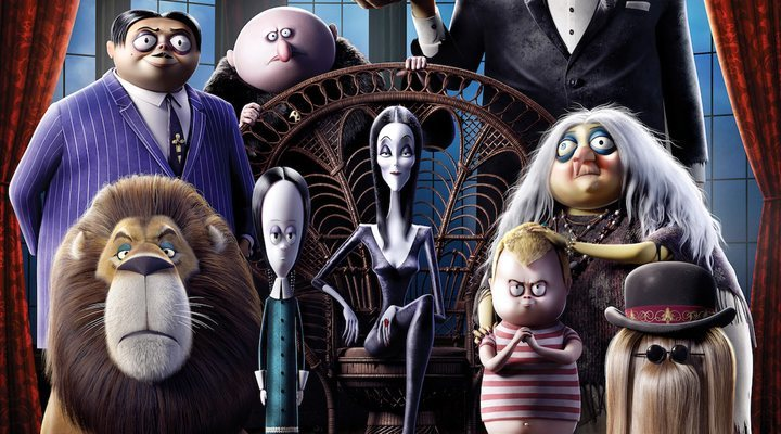 'La familia Addams