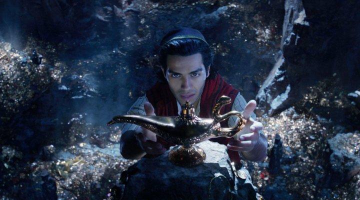 Fotograma de 'Aladdin')