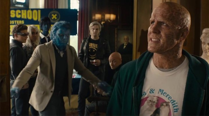 Ryan Reynolds en 'Deadpool 2'
