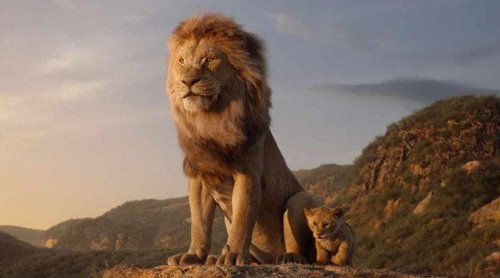 Elton John El rey león