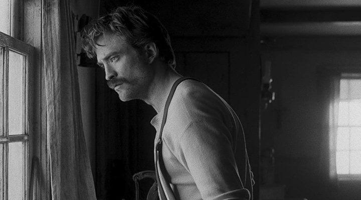 Robert Pattinson en 'El Faro'