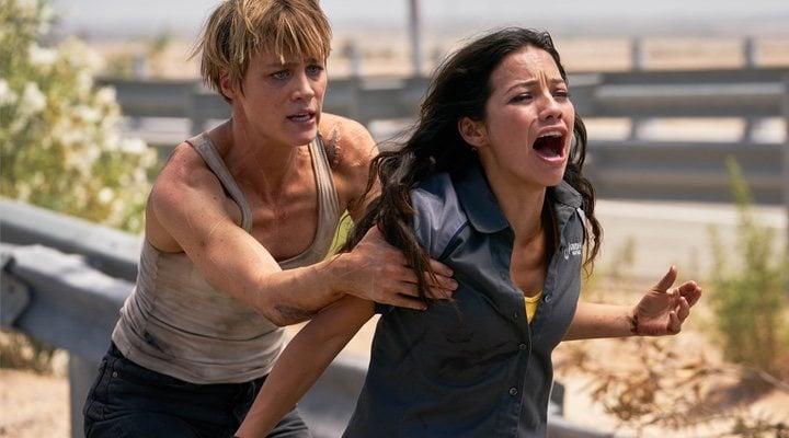 Natalia Reyes en 'Terminator: Destino Oscuro'
