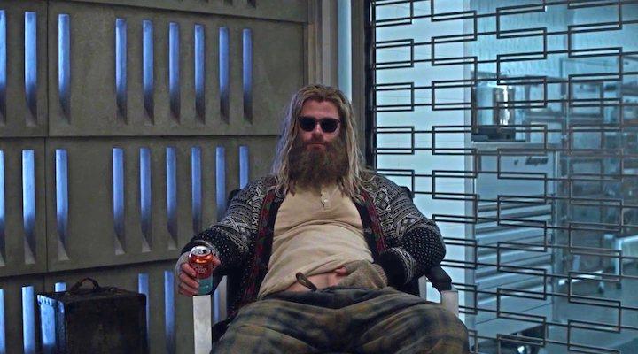 'Thor: Love & Thunder' Thor Gordo