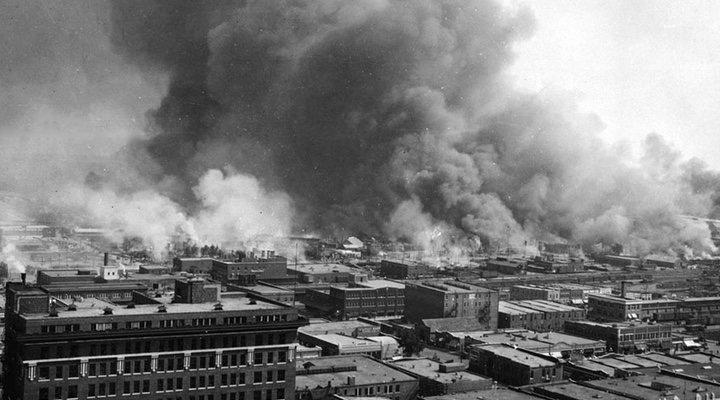 Masacre de Tulsa en 1921