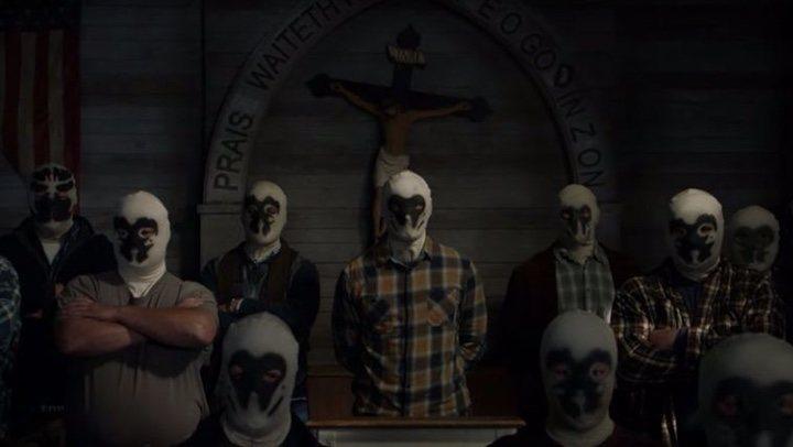 Ryan Murphy cameo Watchmen