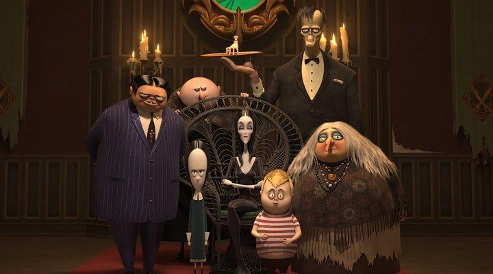 'La familia Addams': Acabar con la intolerancia a base de explosivos