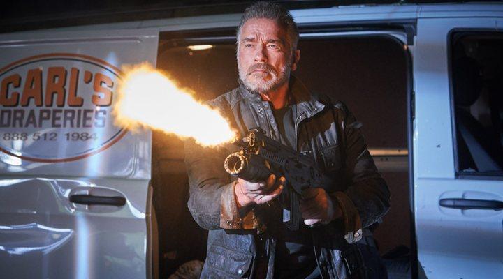 'Terminator: Destino oscuro'