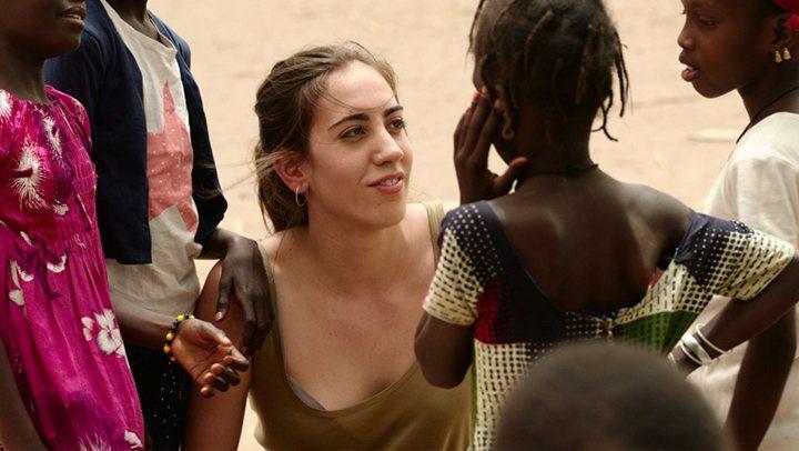 Elena Andrada es la gran revelación de 'El viaje de Marta'