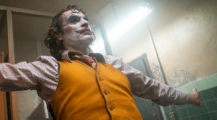 'Joker' escenas improvisadas