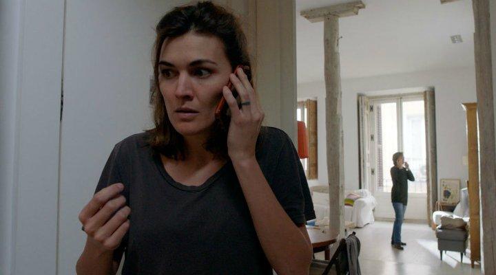 Marta Nieto en el cortometraje de 'Madre'
