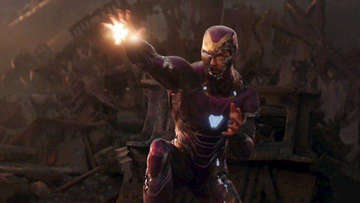 Traje Iron Man Halloween