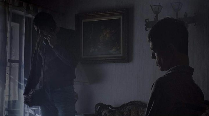 David Pareja y Javier Botet en 'Amigo'