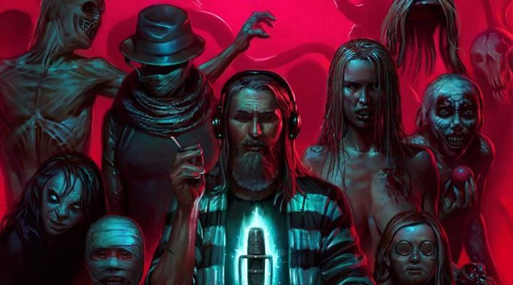 'A night of horror: Nightmare radio'