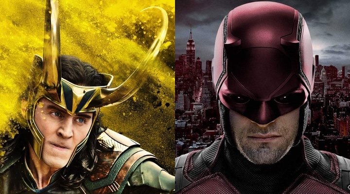Loki y Daredevil