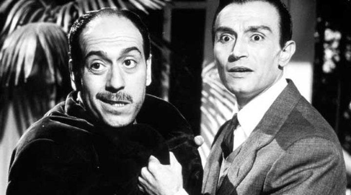 José Luis López Vázquez y Tony Leblanc