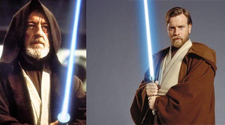 'Star Wars': Para Ewan McGregor lo mejor de las precuelas fue interpretar a Alec Guinness