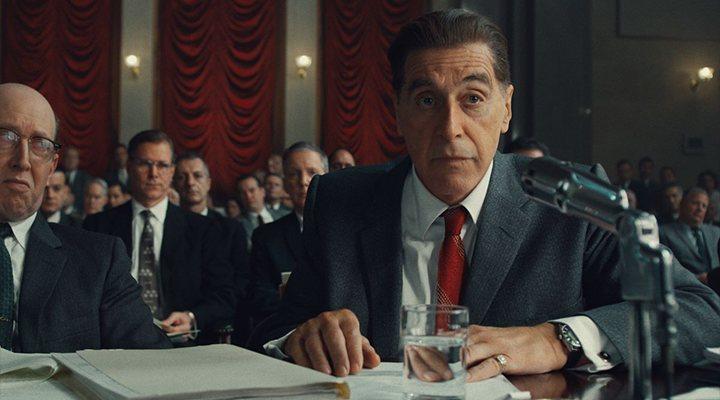 Estreno cines 'The Irishman'