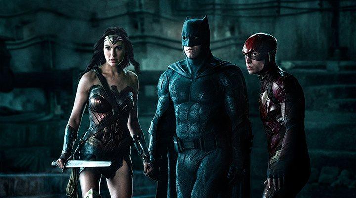 Zack Snyder montaje 'Liga de la justicia'