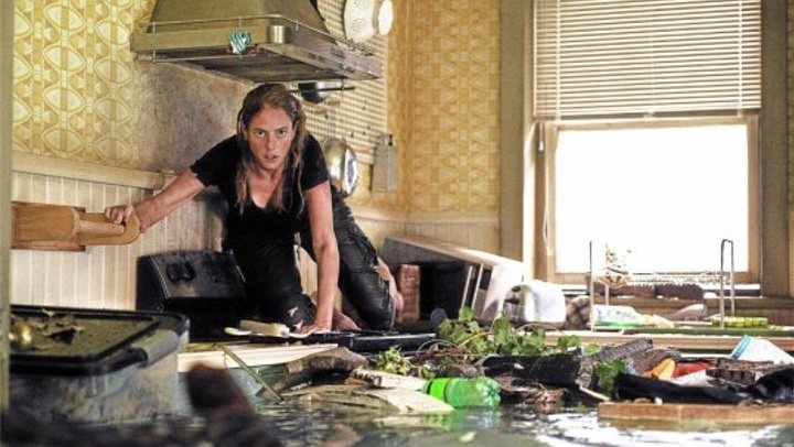 Infierno bajo el agua Tarantino
