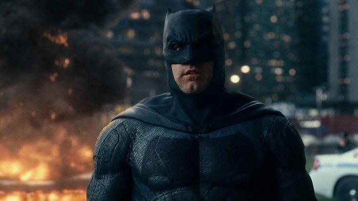 The Batman entrenamiento