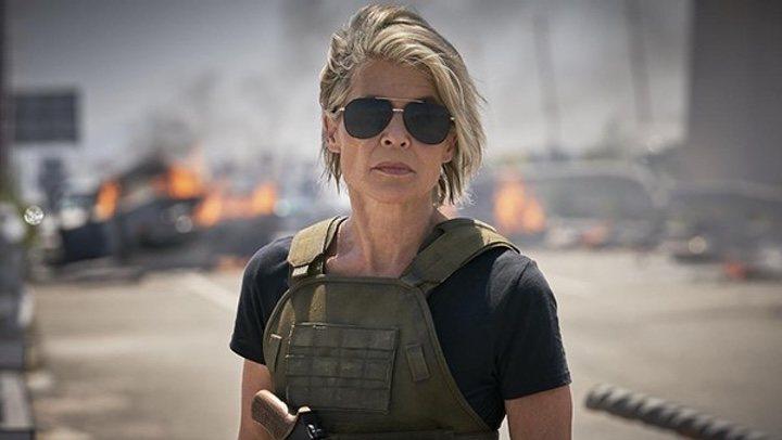 Terminator Destino oscuro taquilla