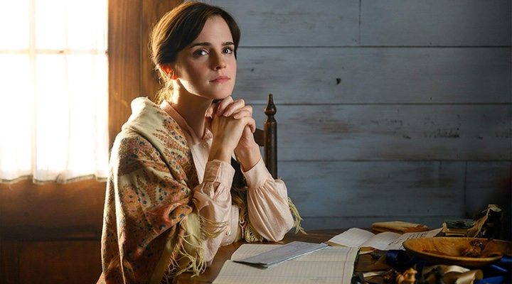 Emma Watson en 'Mujercitas'