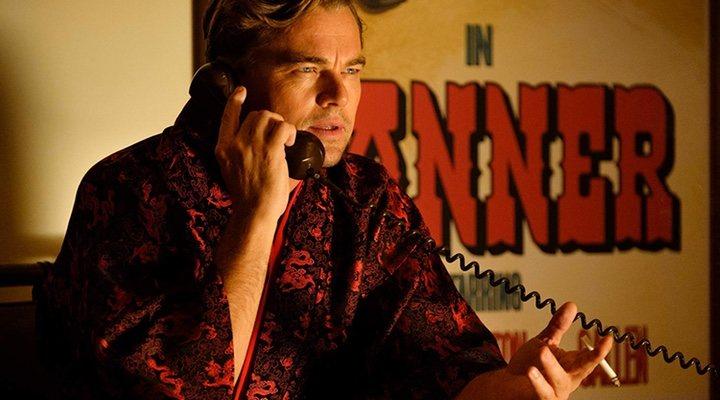 Leonardo DiCaprio en 'Érase una vez en... Hollywood'