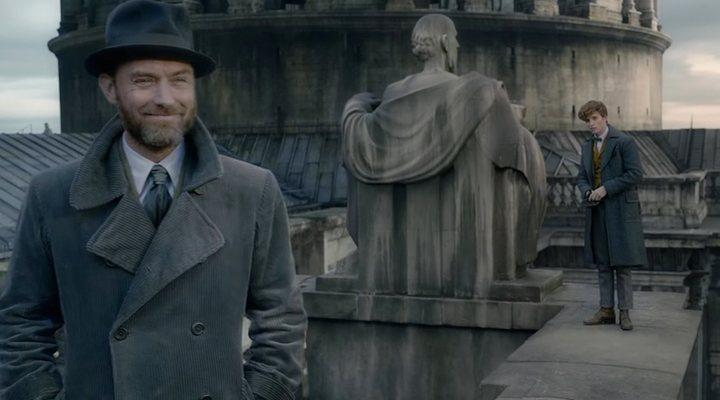 'Animales fantásticos 2: Los crímenes de Grindelwald'
