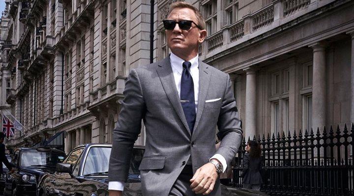 'Sin Tiempo Para Morir' es la película más cara de James Bond