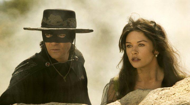 'La leyenda del Zorro'