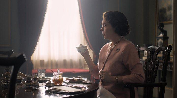 Olivia Colma será la más reciente para interpretar a la reina Isabel II
