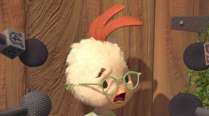 'Chicken Little'