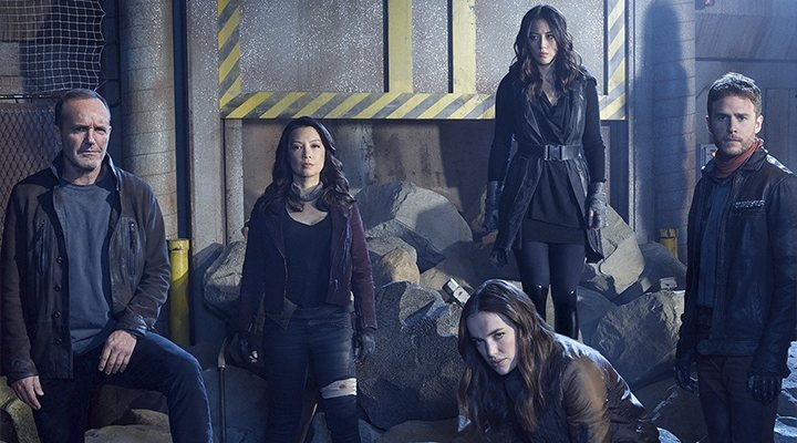 Agents of SHIELD, Disney Plus