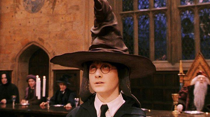 'Harry Potter y la piedra filosofal'