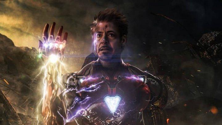 Robert Downey Jr. frase final Vengadores