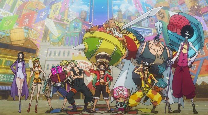 'One Piece. Estampida'