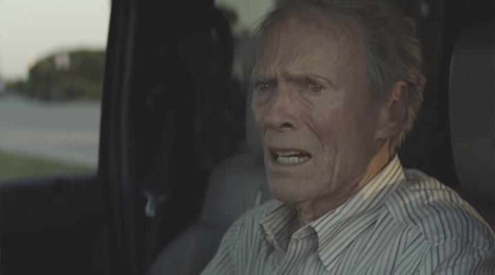 Clint Eastwood incendio