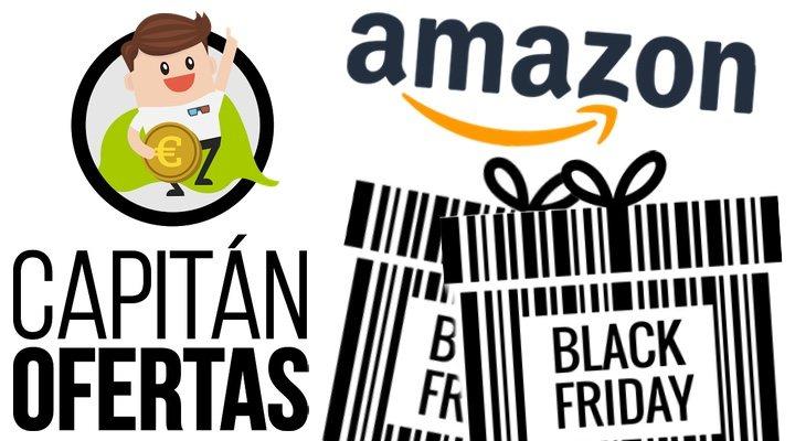 Black Friday con Amazon