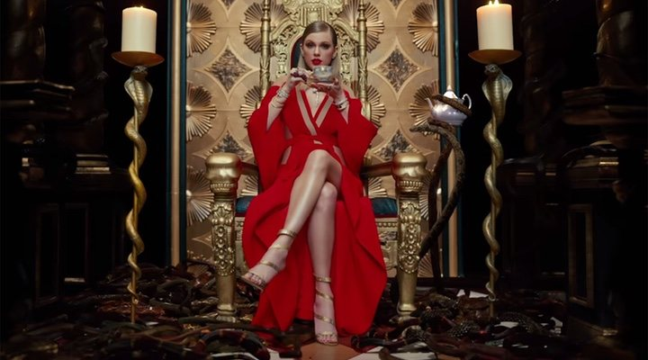 Hollywood apoya a Taylor Swift contra dos productores de música